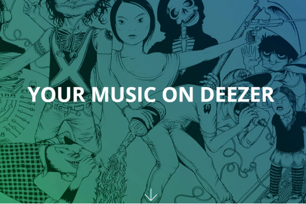 How to customise your Deezer artist page and view performance analytics